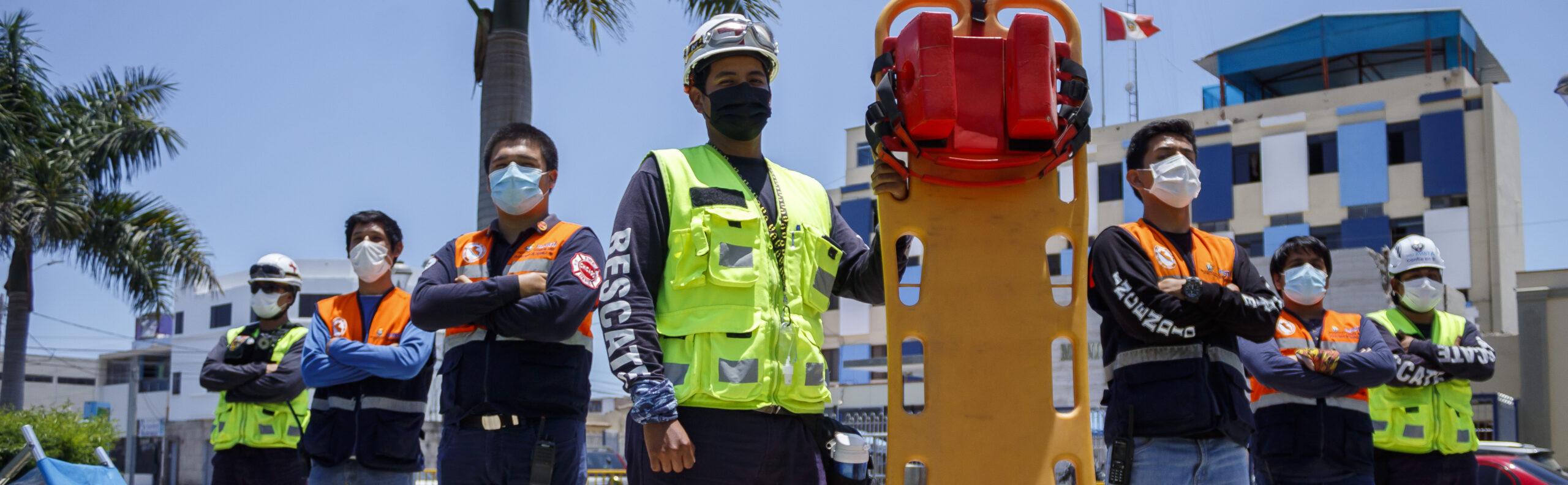 imagen de Gestión del Riesgo de Desastres y Defensa Civil