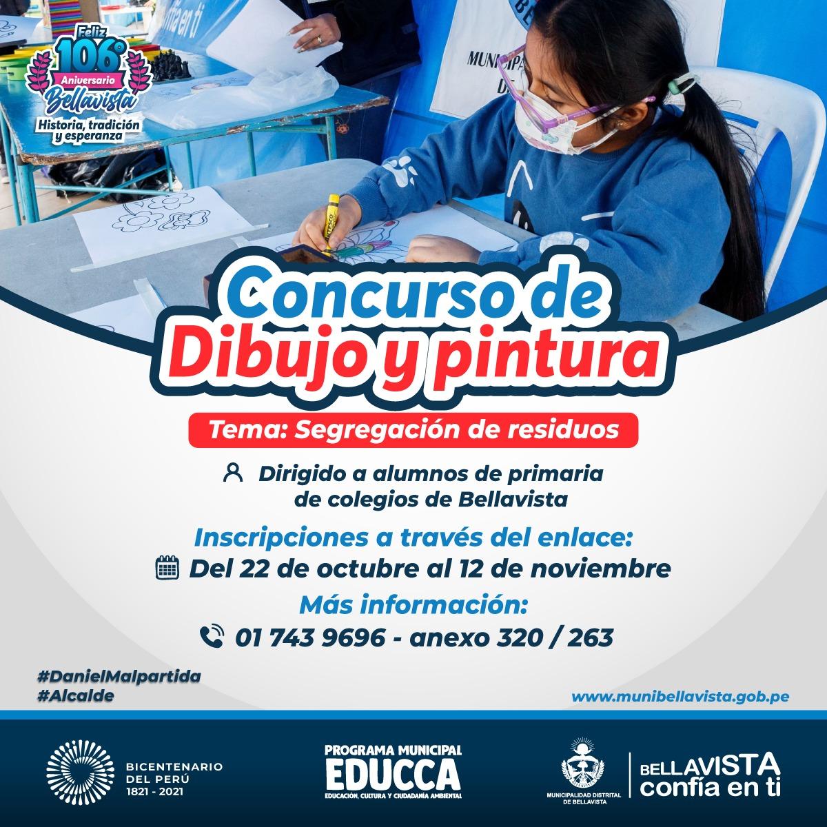 imagen de CONCURSO DE DIBUJO Y PINTURA